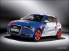 The Audi A1 SAMURAI BLUE - AUDI AG