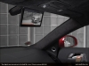The digital rear-view mirror in the Audi R8 e-tron - AUDI AG