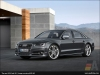 The new 2014 Audi S8, in Daytona Grey pearl effect - AUDI AG