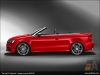 The Audi S3 Cabriolet in Misano Red - AUDI AG
