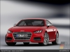 The Audi TTS Coup�, Tango Red - AUDI AG