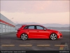 The Audi RS 3 Sportback in Catalunya Red - AUDI AG