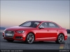 The Audi S4 sedan in Misano Red - AUDI AG