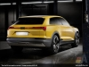 The Audi h-tron quattro concept, Citrine Yellow - AUDI AG