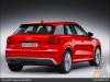 The Audi Q2, Tango Red - AUDI AG