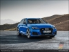 The Audi RS 4 Avant, Nogaro Blue - AUDI AG
