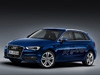 The new Audi A3 Sportback g-tron