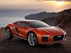 Dynamics in a new form - Audi nanuk quattro concept