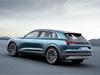 Audi e-tron quattro concept: Electric driving pleasure with no compromises