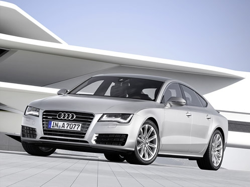 Aesthetic and athletic - the Audi A7 Sportback