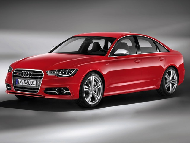 World Premiere of Audi S Models at the IAA 2011