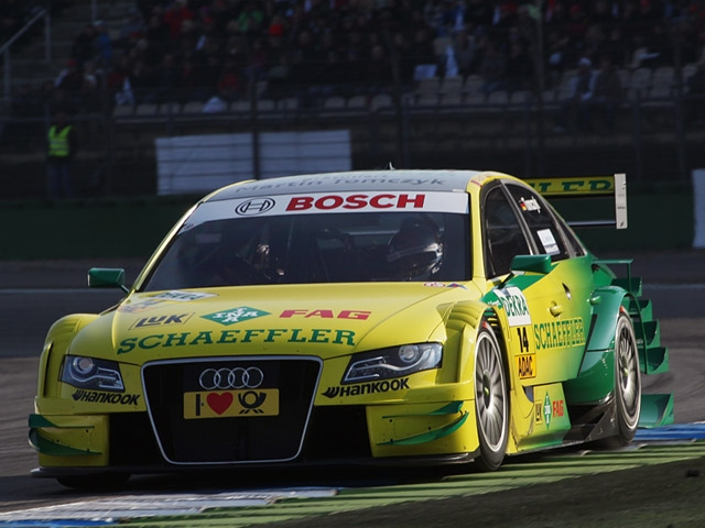 Perfect: Audi clinches all DTM titles
