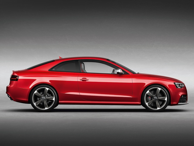 2013 Audi RS 5 Makes its US Debut in Detroit