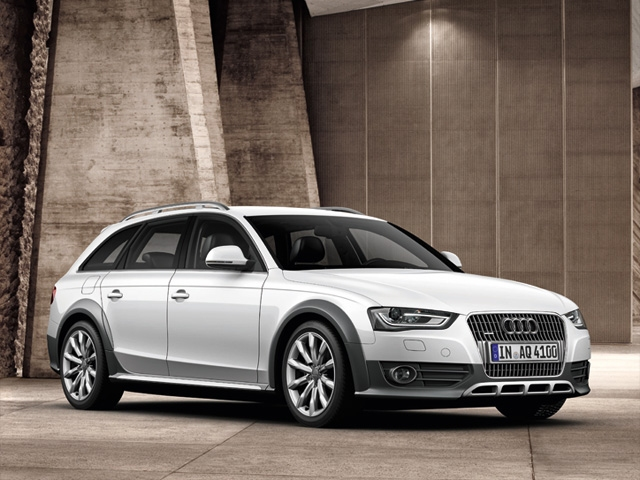 Iconic Audi allroad returns to the U.S. for the 2013 Model Year