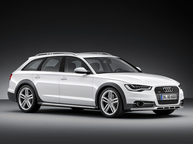 The new Audi A6 allroad - the Avant for any kind of road