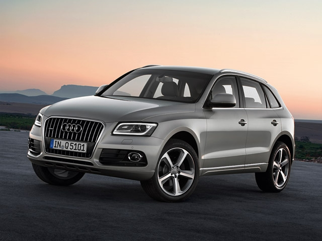 High-performance SUV with many talents - the updated Audi Q5
