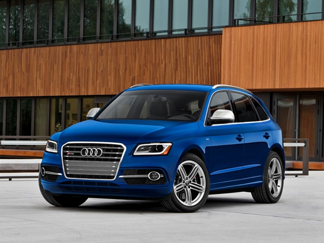 Audi SQ5 now with gasoline engine and 354 dynamic hp
