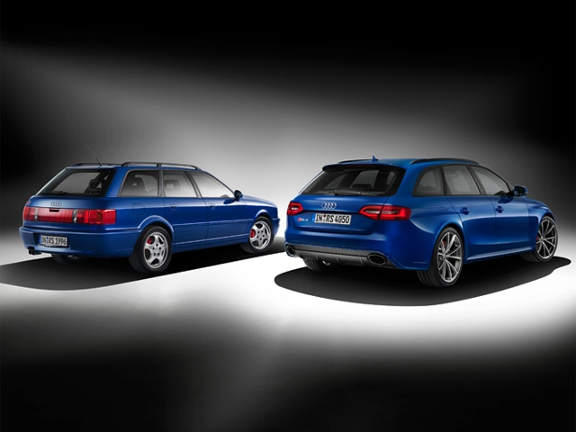 Homage to a modern classic - the Audi RS 4 Avant Nogaro selection