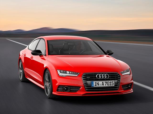 Audi A7 Sportback 3.0 TDI competition: 25 years of Audi TDI technology