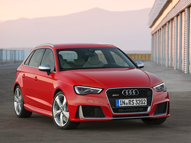 Power in compact form - the new Audi RS 3 Sportback