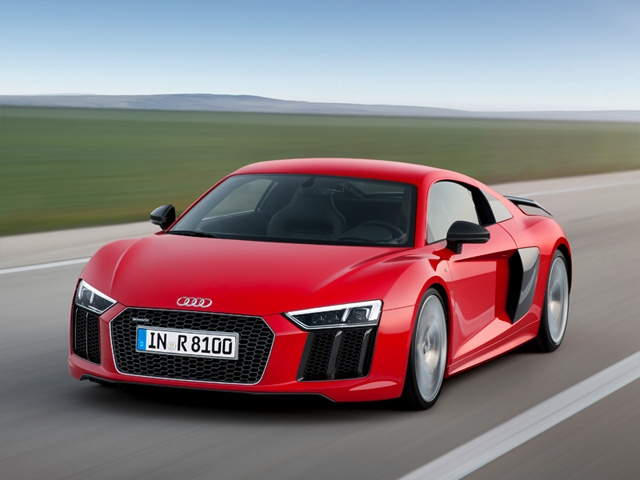 Audi presents the new R8: The sporty spearhead just got even sharper