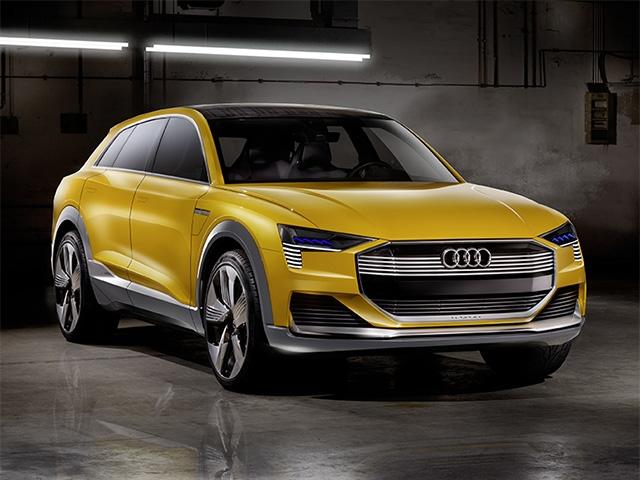 Zero emissions: the Audi h-tron quattro concept