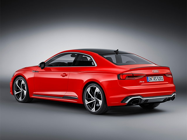 The new Audi RS 5 Coupé