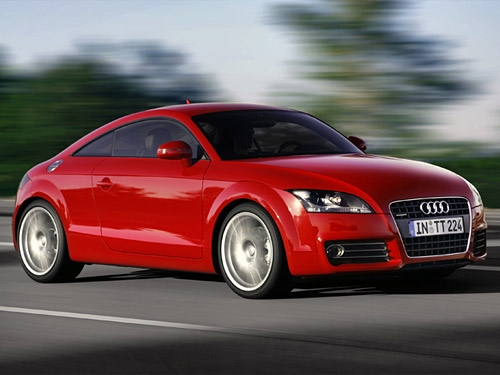 50mpg-plus Audi diesel sports car cleans up in Geneva
