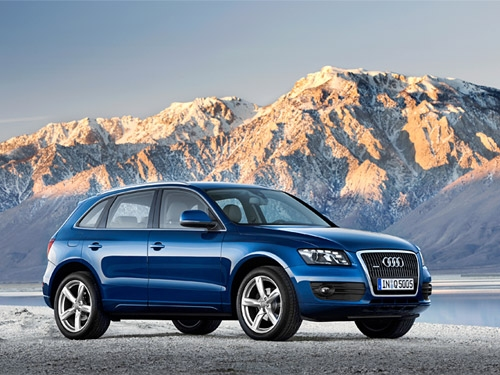 The new Audi Q5: Sporty and versatile