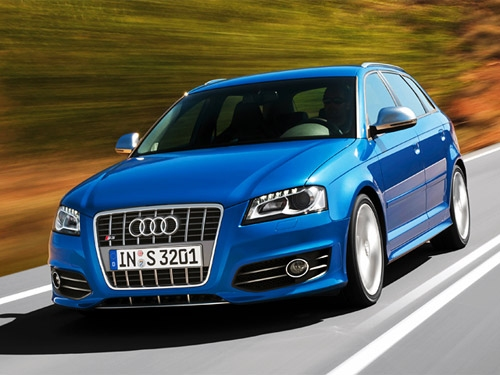 Audi S3 boxes clever with new S tronic transmission option