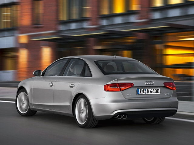 The new Audi A4 - In Detail