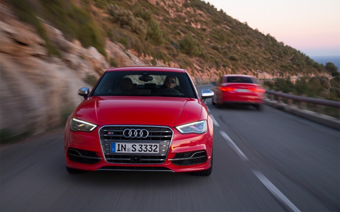 Audi introduces 2015 Audi A3/S3 sedans, Cabriolet and Sportback e-tron PHEV