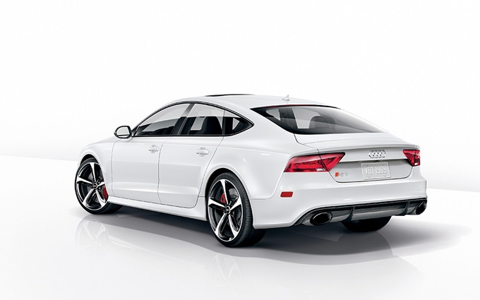 Audi exclusive RS 7 dynamic edition to debut at New York International Auto Show
