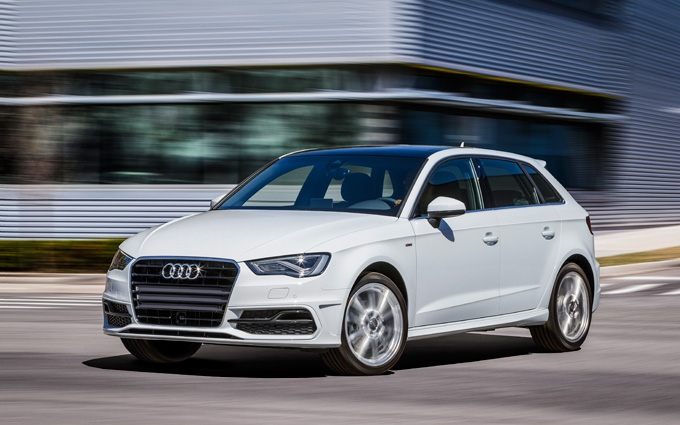 Audi introduces the all-new Audi A3 TDI Sportback