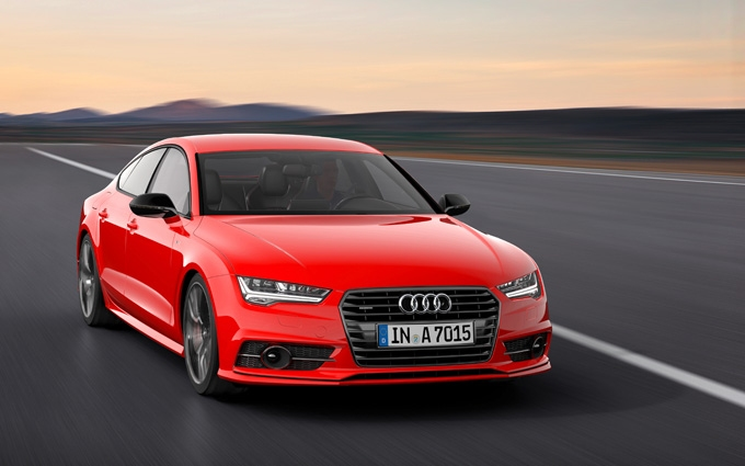 Audi A7 Sportback 3.0 TDI competition: 25 years of Audi TDI technology