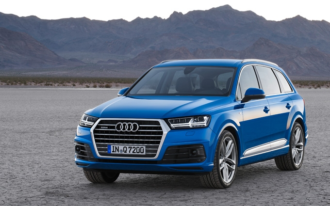 The new Audi Q7 - Sportiness, efficiency, premium comfort