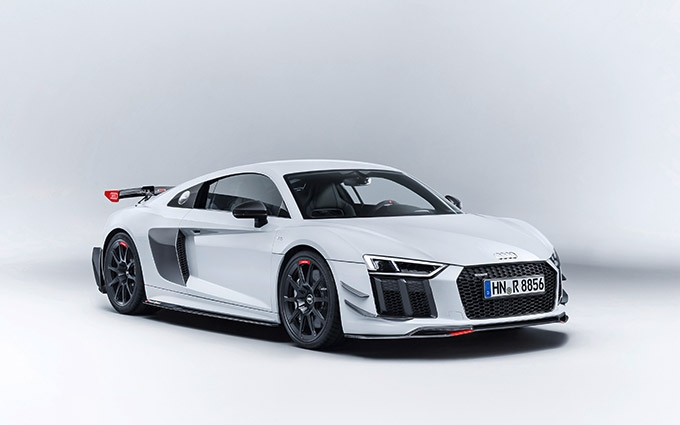 The Audi Sport Performance Parts - New dynamics for Audi R8 and Audi TT
