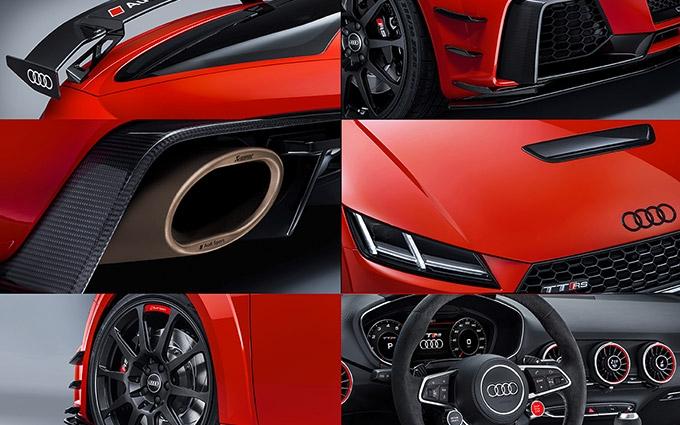 Audi Sport Performance Parts make North American debut at 2017 SEMA Show