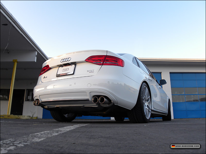 My Review Of The Awe Tuning B8 A4 2 0t Exhaust Finally