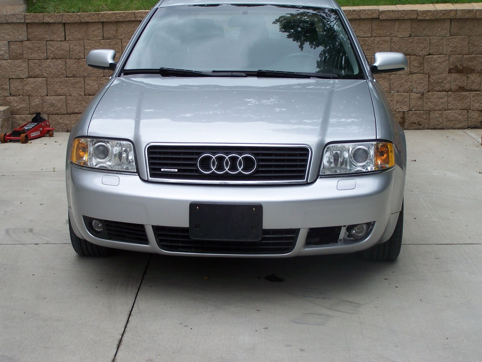 2002 Audi a6, finally fixed.. PICS!