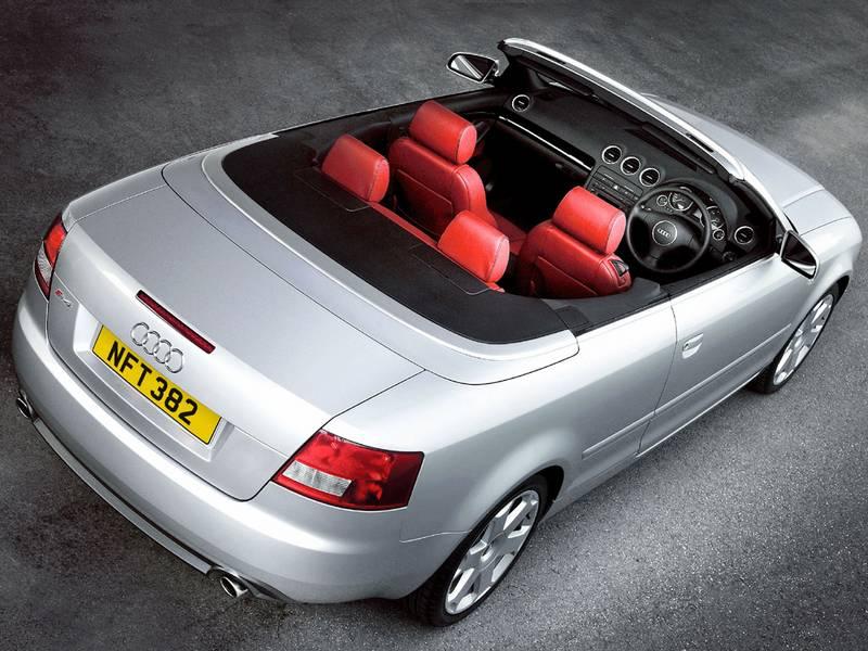 B6 S4 Cabriolet