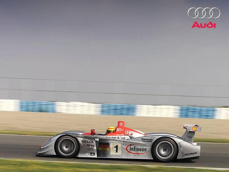 Le Mans R8