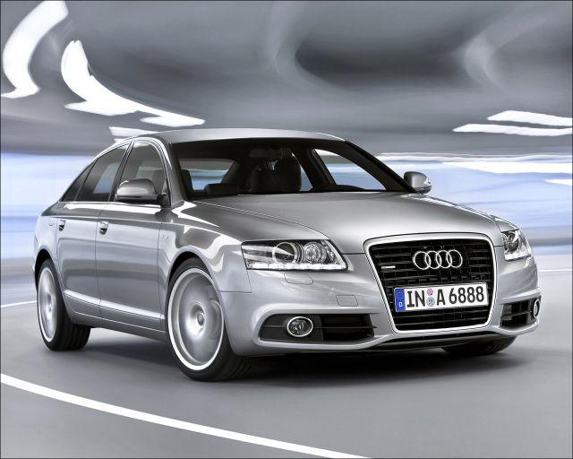 Audi A6 S line - 1280x1024