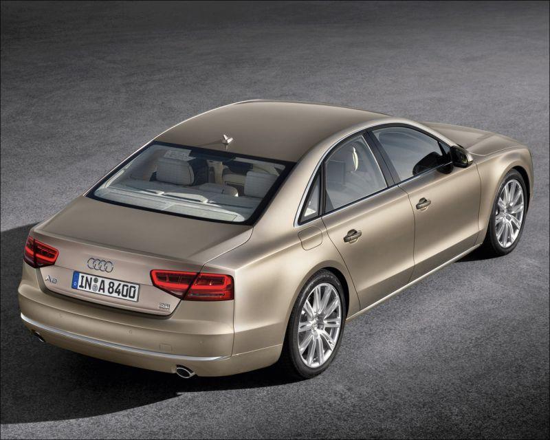 Audi A8 - 1280x1024