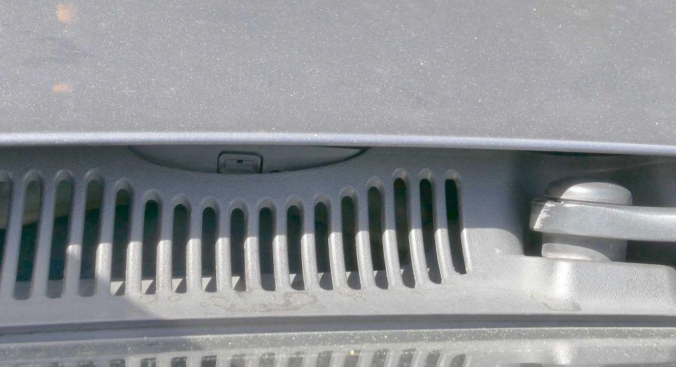 Spray Nozzle - Front