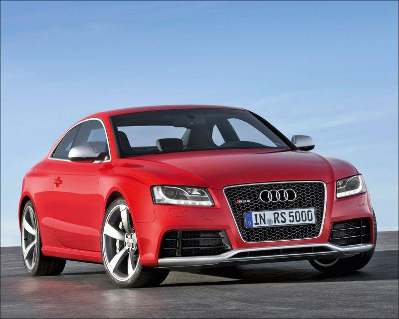 Audi RS 5 - 1280x1024