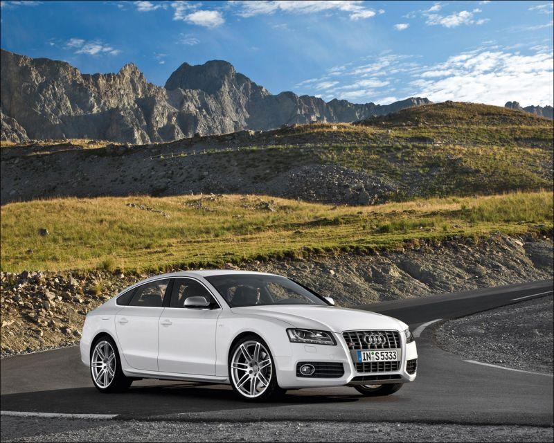 Audi S5 Sportback - 1280x1024