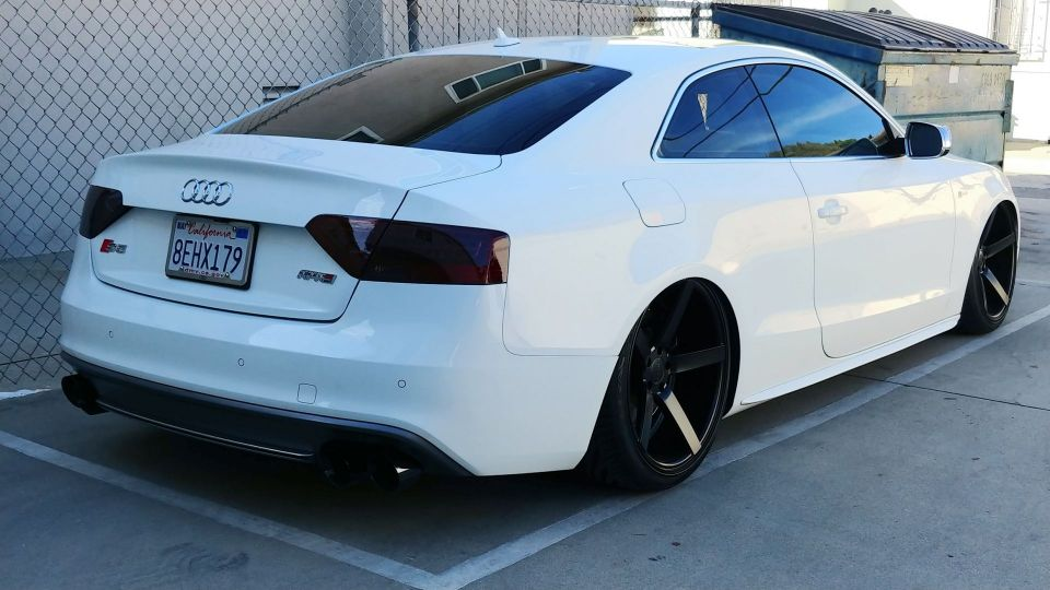 2nd set of Vossen rims