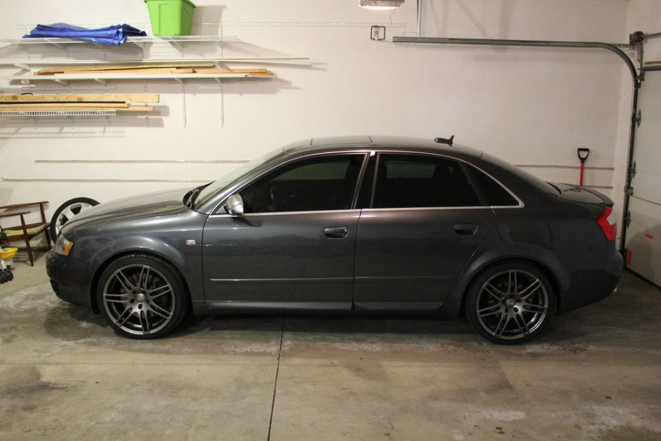 New (to me) S4