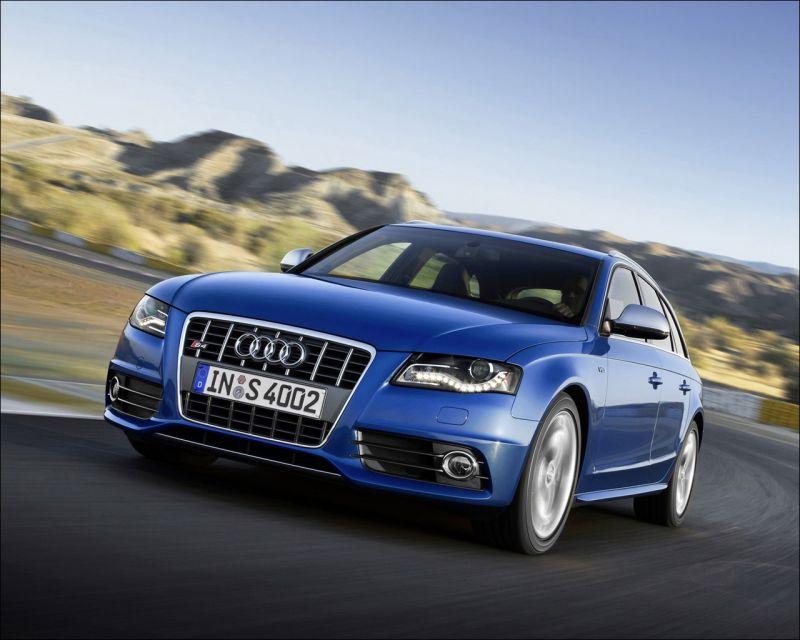 Audi B8 S4 Avant - 1280x1024